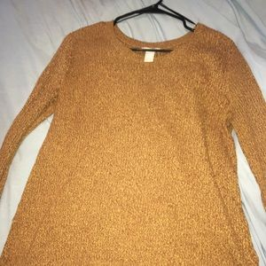 H&M sweater!